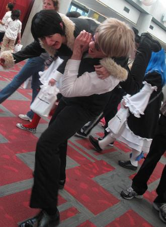 Izaya Orihara from Durarara!! worn by keikana