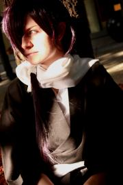 Saitou Hajime from Hakuouki Shinsengumi Kitan