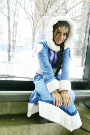 Katara from Avatar: The Last Airbender worn by IchigoKitty