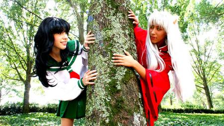 Kagome Higurashi from