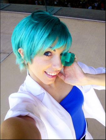 Bulma Briefs from Dragonball Z worn by IchigoKitty