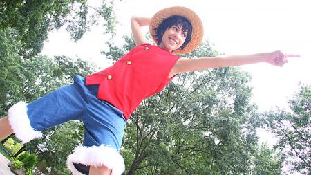 Monkey D. Luffy from