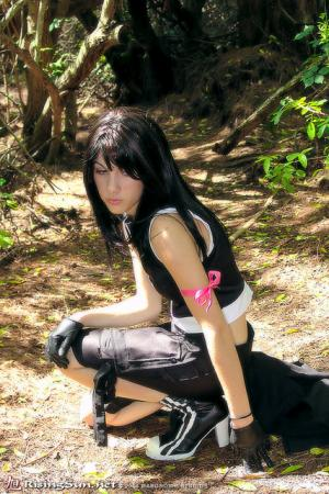 Tifa Lockhart from Final Fantasy VII: Advent Children