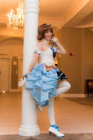 Mio Honda from iDOLM@STER Cinderella Girls  by IchigoKitty