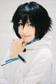 Main Character from Shin Megami Tensei: Devil Survivor 2 worn by IchigoKitty