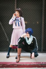 Hiyori Iki from Noragami worn by IchigoKitty