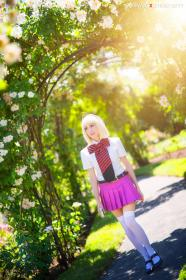 Shiemi Moriyama from Blue Exorcist