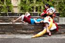 Monkey D. Luffy from One Piece worn by IchigoKitty