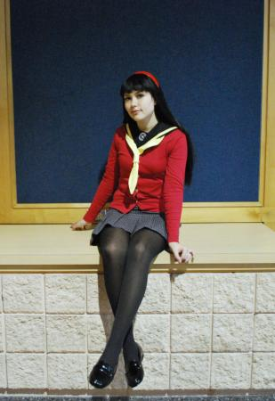 Yukiko Amagi from Persona 4 worn by Tranquility