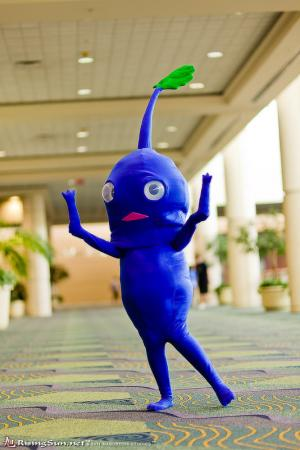 Blue Pikmin from Pikmin