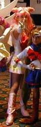 Sailor Chibi Moon from Sailor Moon Super S