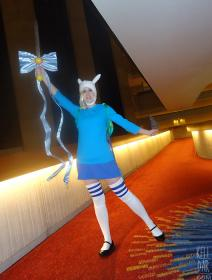 Fionna from Adventure Time with Finn and Jake worn by Kelldar