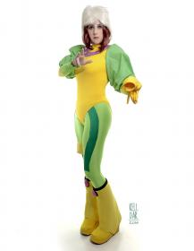 Rogue from X-Men worn by Kelldar