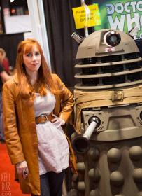Donna Noble from Doctor Who  by Kelldar