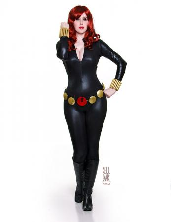 Black Widow - Natalia Romanova from Avengers, The worn by Kelldar