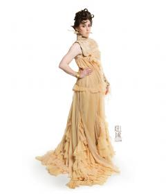Johanna Mason from Hunger Games, The worn by Kelldar