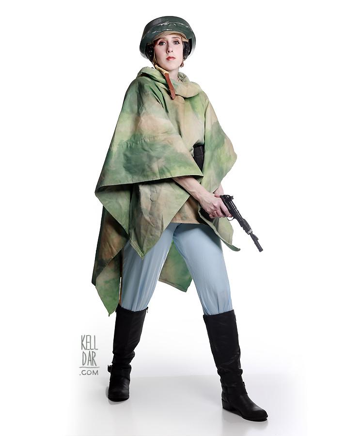 princess leia from star wars episode 6 return of the jedi. Black Bedroom Furniture Sets. Home Design Ideas