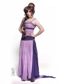 Megara from Hercules worn by Kelldar