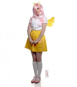 Fluttershy from My Little Pony Friendship is Magic worn by Kelldar