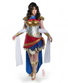 Queen Hippolyta from Wonder Woman worn by Kelldar