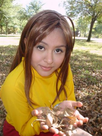 Naru Narusegawa from Love Hina worn by Alechan
