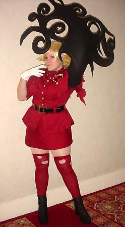 Victoria Seras from Hellsing worn by Sugar
