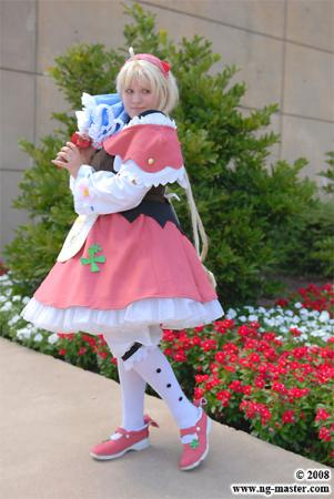 Polka from Eternal Sonata worn by Sugar