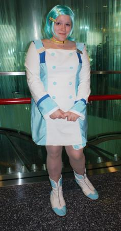 Eureka from Eureka seveN worn by Sugar