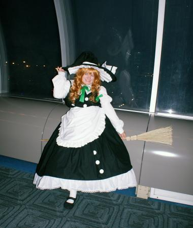 Marisa Kirisame from Touhou Project worn by Sugar