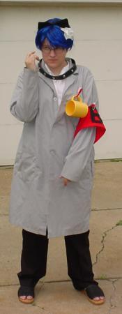 Ky Schweitzer from Di Gi Charat worn by Sugar
