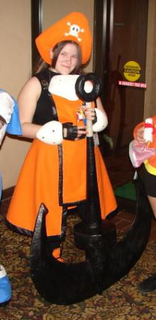 May from Guilty Gear worn by Sugar