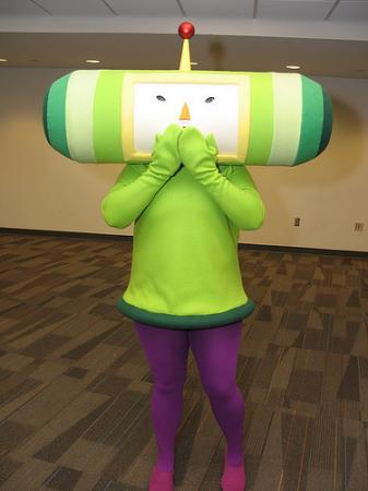Prince of the Cosmos from Katamari Damacy worn by Sugar