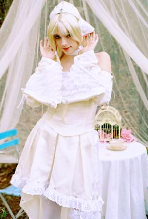 Chi / Chii / Elda from Chobits worn by Haruka