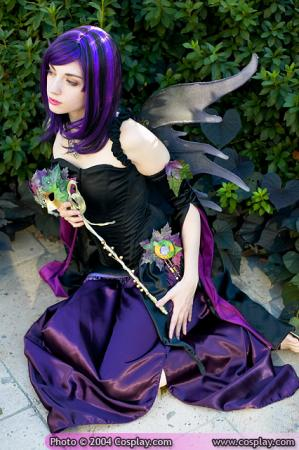 Twilight Mistress from Original:  Fantasy worn by Haruka