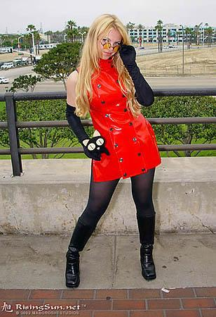 Vash the Stampede from Trigun worn by Daitenshi