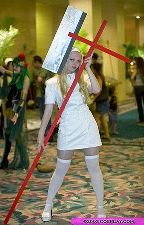 Eliza from Shaman King worn by Daitenshi