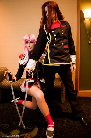 Touga Kiryuu from Revolutionary Girl Utena worn by Lady Ava