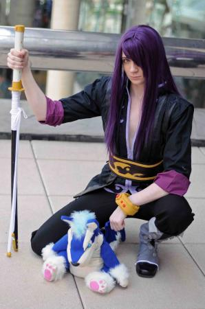 Yuri Lowell from Tales of Vesperia worn by Lady Ava