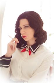 Elizabeth from Bioshock Infinite worn by Lady Ava