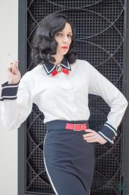 Elizabeth from Bioshock Infinite by Lady Ava