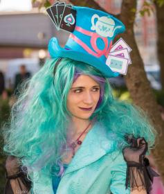 Madeline Hatter from Ever After High