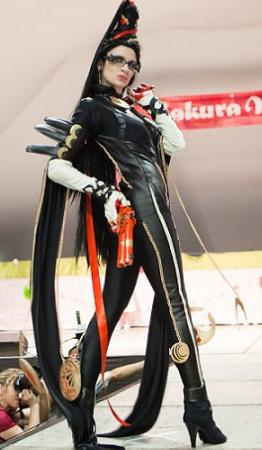 Bayonetta from Bayonetta worn by Lady Ava