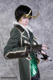 Loki from Marvel Comics worn by Lady Ava