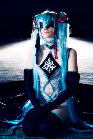 Hatsune Miku worn by Lady Ava
