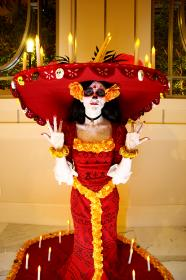 La Muerte from The Book of Life by Lady Ava