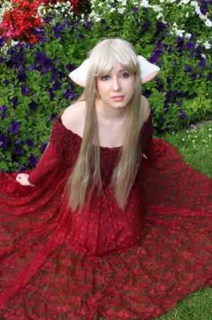 Chi / Chii / Elda from Chobits worn by Lafiel