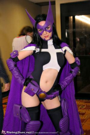 Huntress from Batman worn by Lafiel