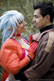 Tenchi Masaki from Tenchi Muyo
