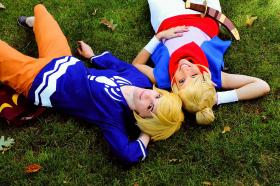 Tetra from Legend of Zelda: The Wind Waker worn by Kisa Cosplay