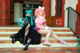 Fluffle Puff from My Little Pony Friendship is Magic worn by angelsamui